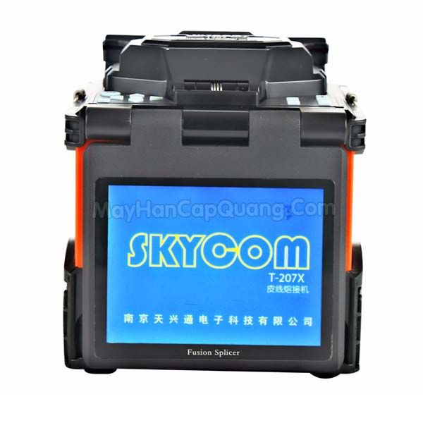 skycom-t-207x-optic-fiber-fusion-splicer